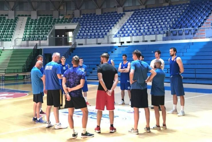 The Wolves have gathered in Zagreb