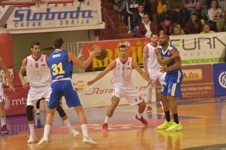 Sixt Primorska win the derby against Borac