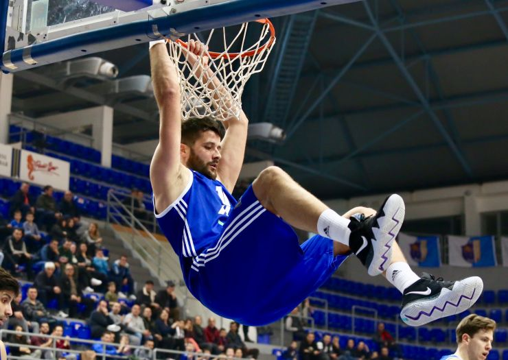 FEC: The basketball week in Bar can begin - Mornar vs. Donar Groningen