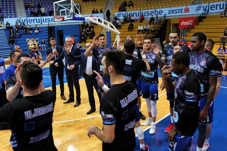 Basketball classic on Monday night – Cibona vs. Zadar