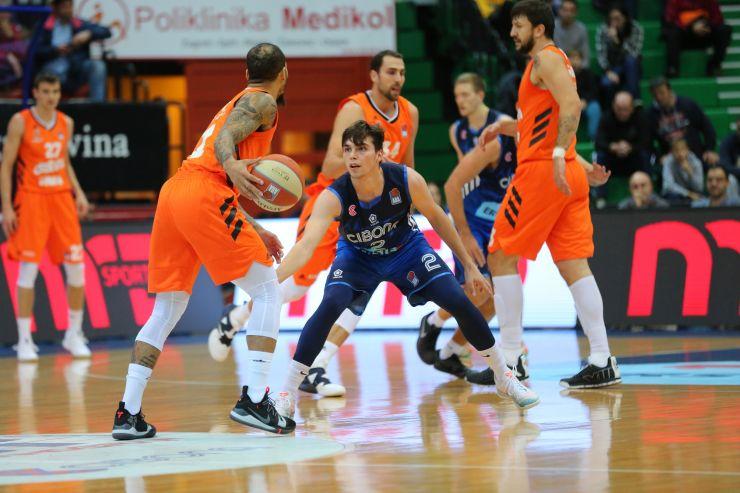 Cibona score a thrilling win over Cedevita