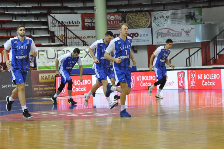 Spars Realway clinch the 2020 BiH National Cup trophy