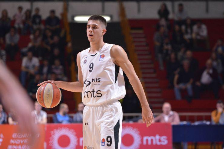 Vanja Marinković signs new 2-year contract with Partizan