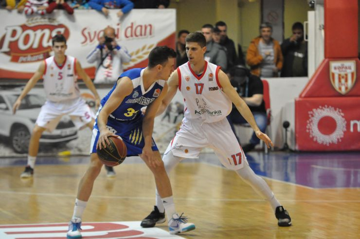 Sixt Primorska beat Borac and qualify for the ABA 2 Finals