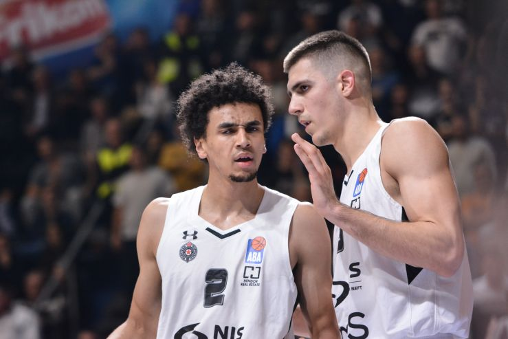 EC: Big win for Partizan NIS on the road in Villeurbane