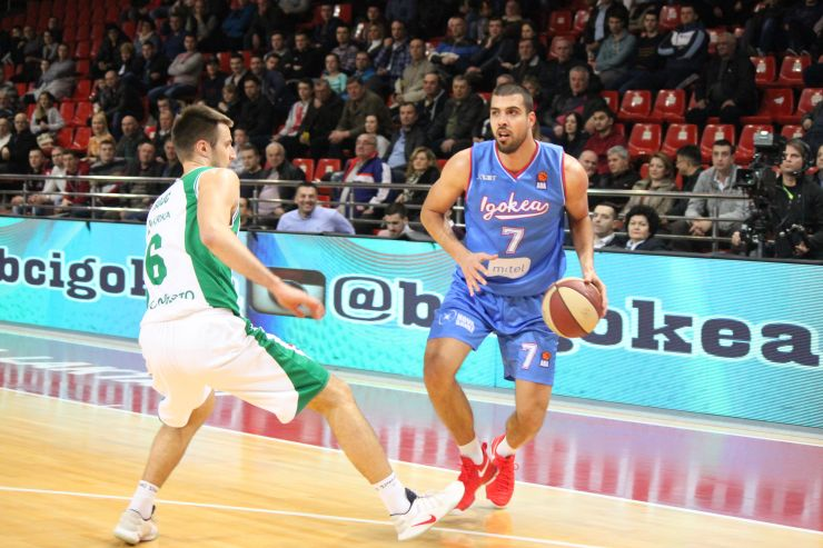 Everything was over in just 5 minutes - Igokea beat Krka