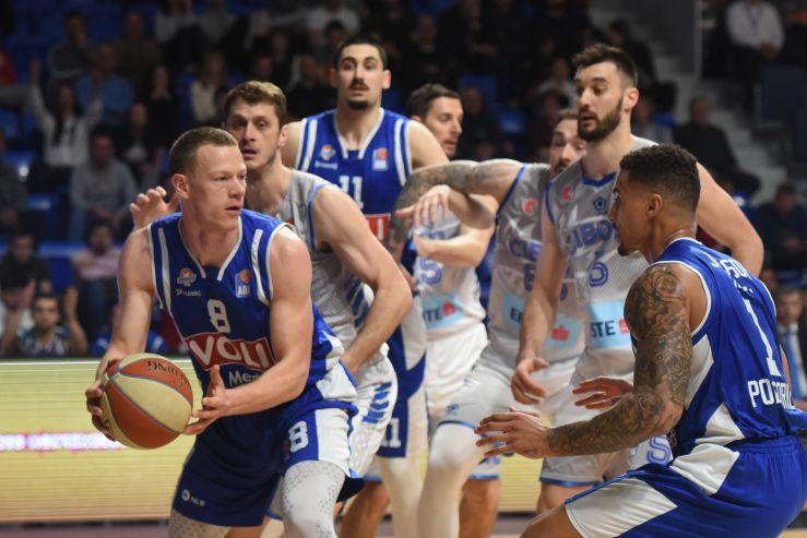 EL: Budućnost VOLI face Turkish giants in a 2-game EuroLeague week