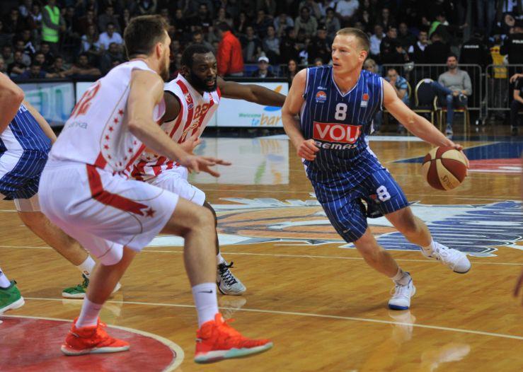 Sead Šehović stays in Budućnost VOLI