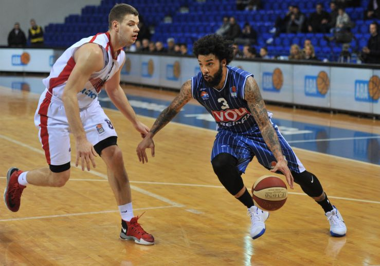 Marcus Williams is no longer a member of the Budućnost VOLI team