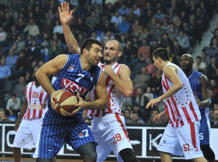 ABA League Playoffs arrive to Podgorica - Budućnost vs. Crvena zvezda