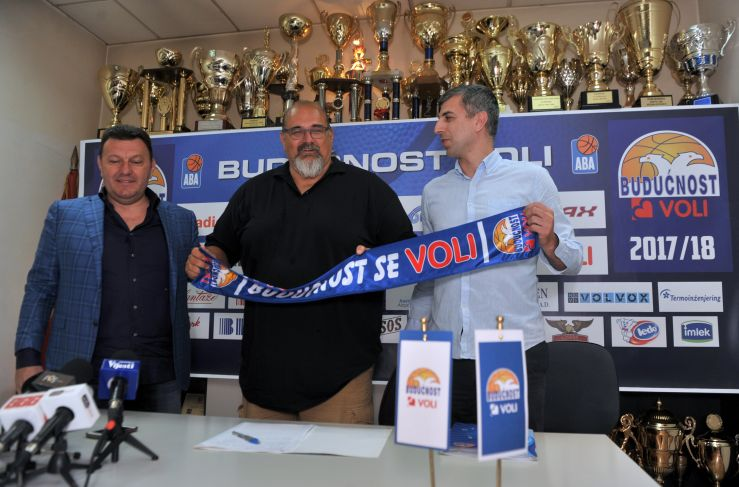 Budućnost VOLI started preparations for the new season