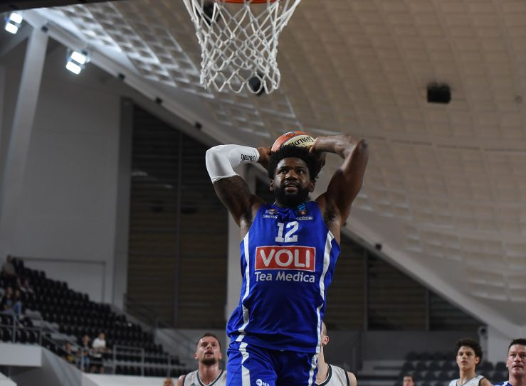 PRESEASON: Buducnost down Mega, Zadar prevail over Cibona