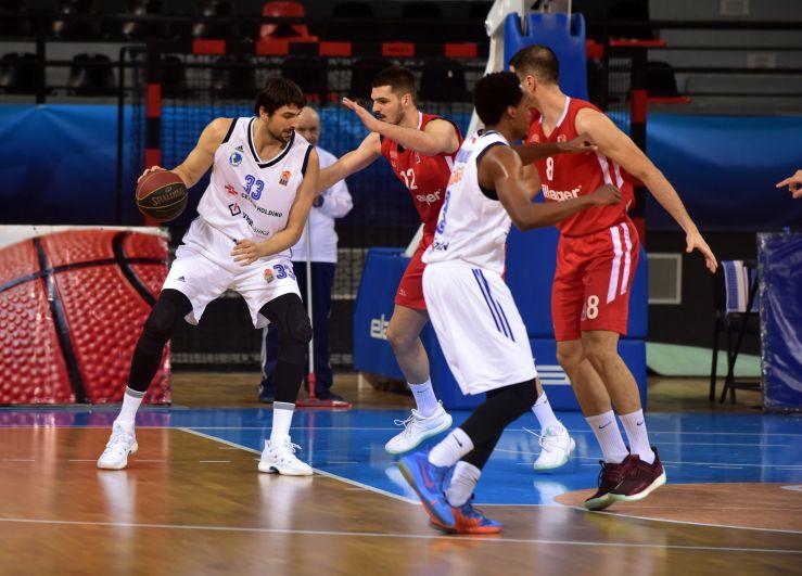 Round 22 MVP: Predrag Samardžiski (MZT Skopje Aerodrom)