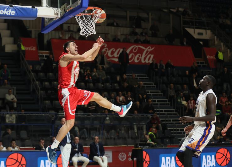 Play of the day: Ognjen Dobrić... WHAT.A.DUNK!