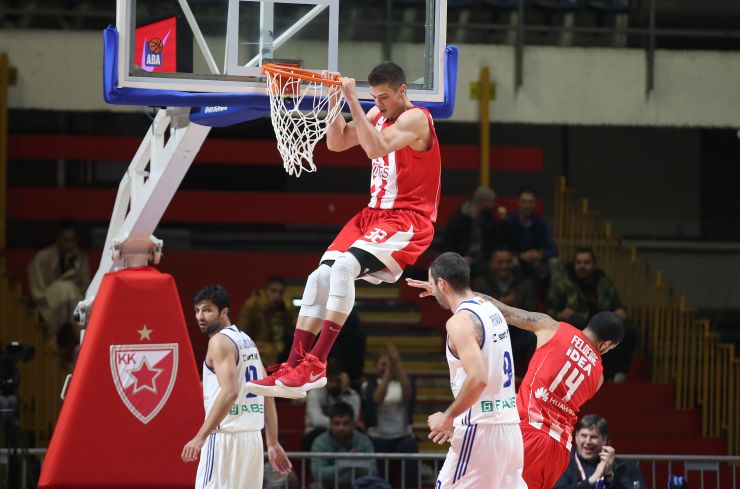 Dolomiti Energia, a rafforzare il reparto lunghi arriva Nikola Jovanović