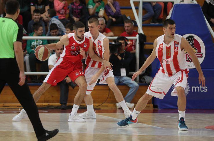LIVE: Crvena zvezda mts - FMP