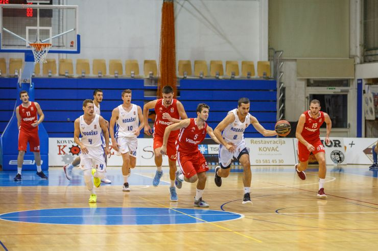 Rogaška score another home win