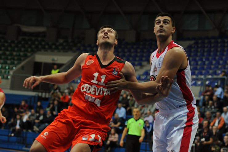 Karlo Žganec remains at Cedevita