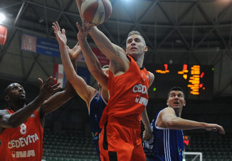Round 9 MVP: Džanan Musa (Cedevita)