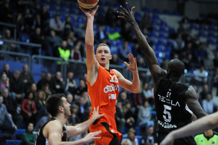 National Championships: Cedevita reached the Finals