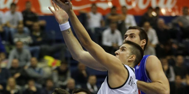Petar Aranitović signs with Mega Bemax