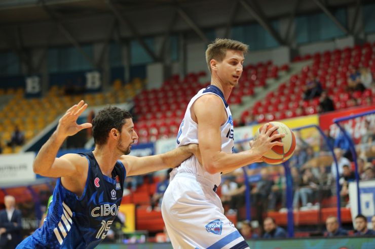 Play of the day: Tomislav Zubčić throws down a powerful dunk