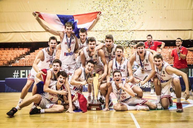 U16: Croatia is the champion of Europe
