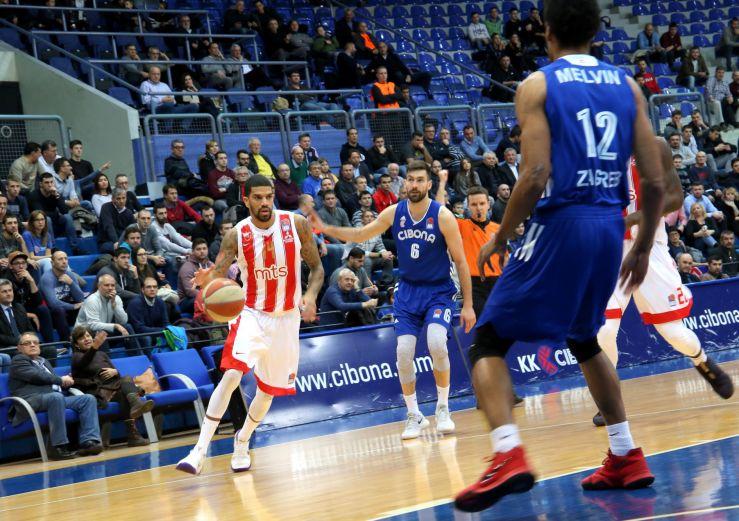 Crvena zvezda clinch a valuable road win in Zagreb