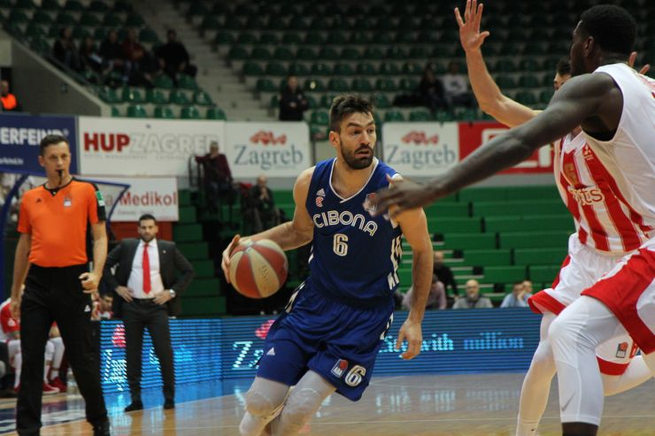 Play of the day: Perfect pick 'n' roll play - Ratkovica & Gospić
