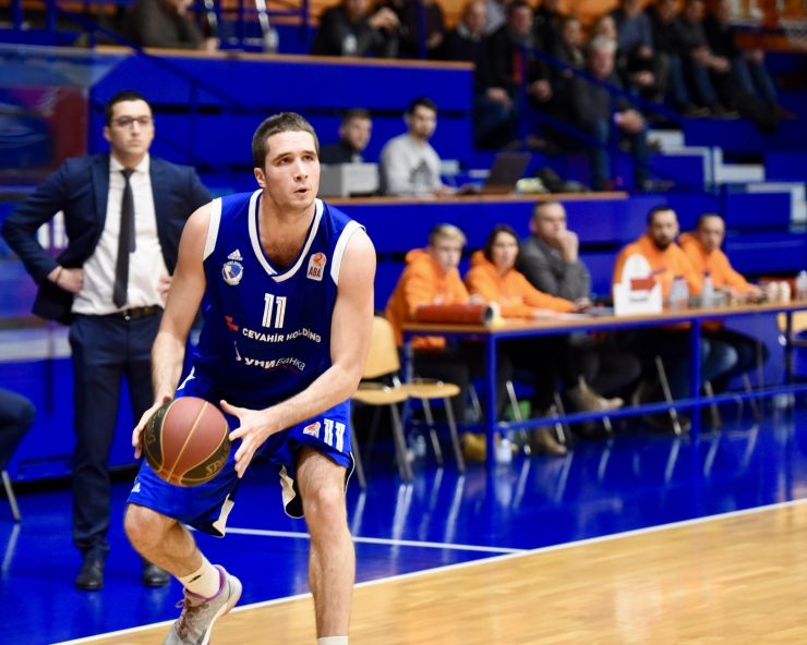 Andrija Bojić is back at MZT Skopje Aerodrom