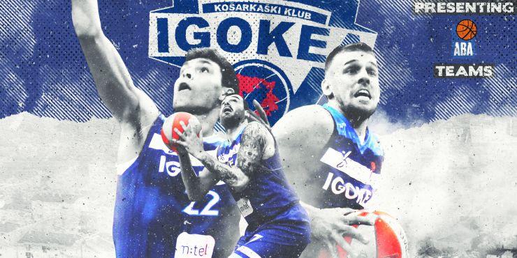 2019/20 ABA League teams – Igokea