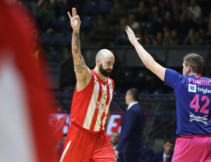 EL: Big game in Belgrade - Crvena zvezda host Barcelona