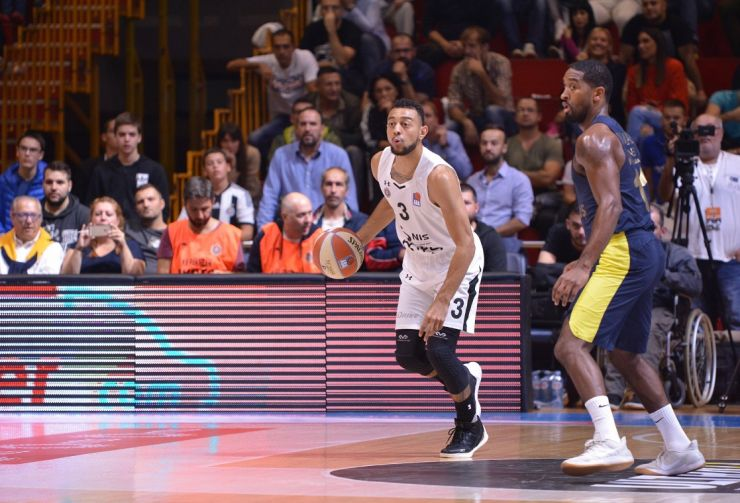 Partizan defeated by Fenerbahce