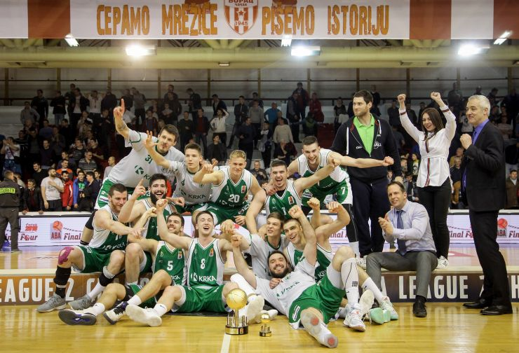 Krka are back in the ABA League