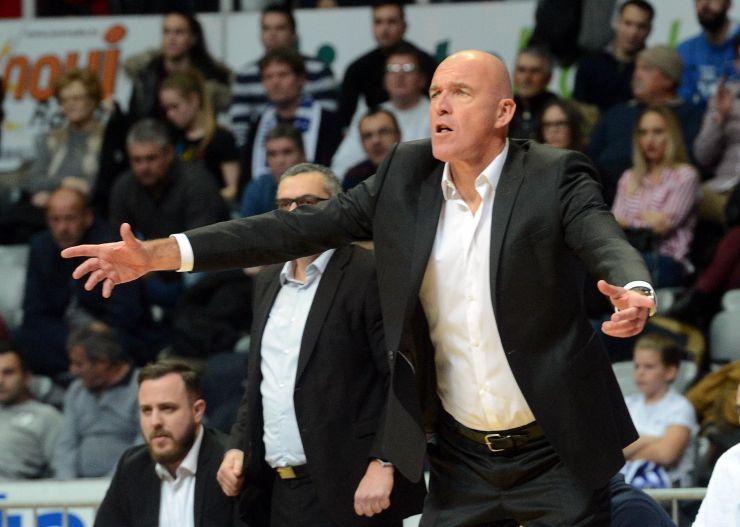 Aramis Naglić is no longer head coach of Zadar