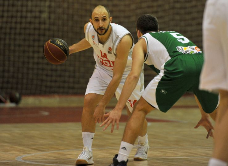 Jelenić joined Mornar for the fourth time