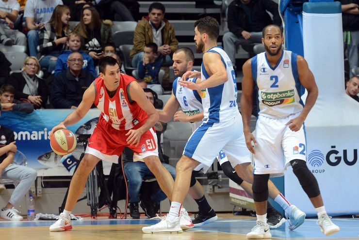 Play of the day: Milko Bjelica had his show in Zadar
