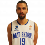 Player Damjan Stojanovski