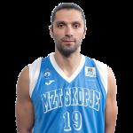 Player Damjan Stojanovski