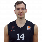 Player Lovro Mazalin