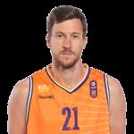 Player Blaž Mahkovic