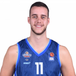Player Vasilije Baćović