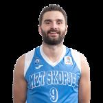 Player Andrej Magdevski