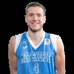 Player Strahinja Mićović