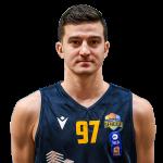 Player Nejc Barič
