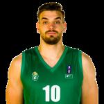 Player Mate Vucić