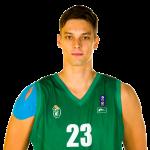 Player Miha Škedelj