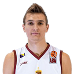 Player Haris Ćurevac