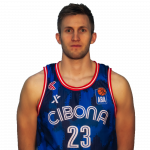 Player Mateo Drežnjak