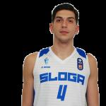 Player Bogdan Petrović